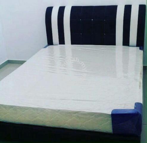 Katil Divan Hotel Queen Set