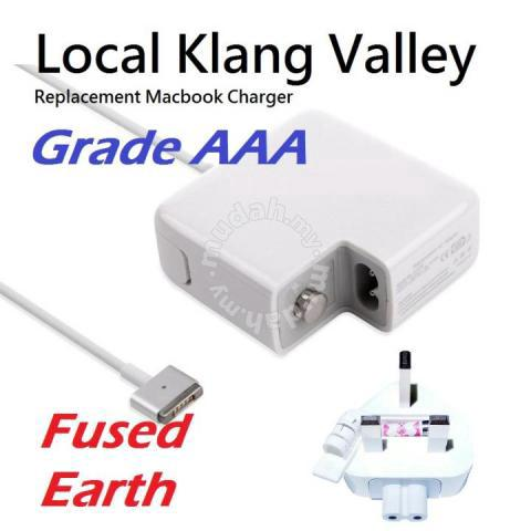 AAAFused Magsafe 2 85W Macbook Pro Charger Adapter - Computers &  Accessories for sale in Klang, Selangor