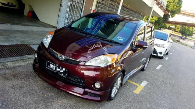 2010 Perodua ALZA 1.5 EZi (A) - Cars for sale in Skudai, Johor