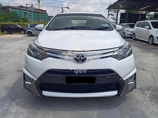 2014 Toyota VIOS 1.5 TRD SPORTIVO (A) LEATHER
