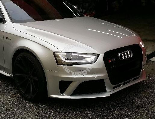 Audi A4 B8 B85 Rs4 S4 Facelift Bodykit Conversion Car Accessories Parts For Sale In Bandar Sunway Selangor