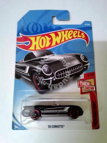Hotwheels 2018 55 Corvette Hobby Collectibles For Sale In