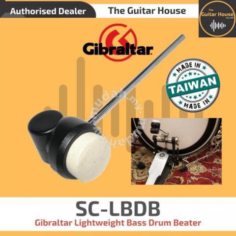 Gibraltar SC-LBDB Lightweight Bass Drum Beater