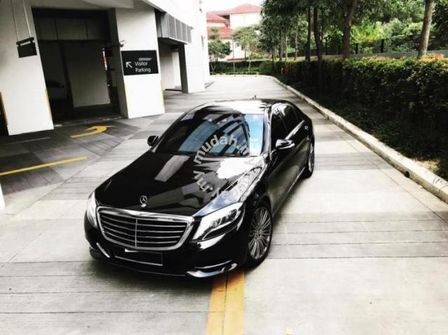 Mercedes Benz S400 Hybrid Bmw Lexus Cars For In Mont Kiara Kuala Lumpur