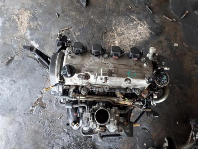 Honda stream 1.7 RN1 civic es 1.7 D17A engine