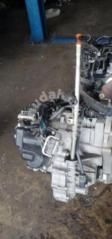 Mazda 3 BL Gearbox with tcm