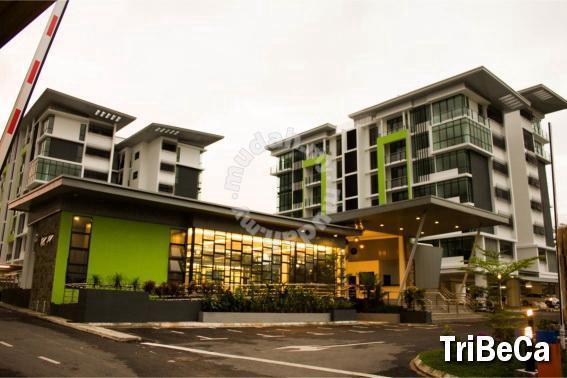 Tribeca Condo 3BR Spacious apartment, Jalan Song ...