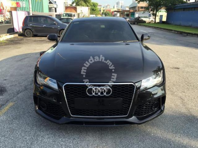 Audi A7 S7 Grill Convert RS7 Grille Bodykit - Car Accessories & Parts for  sale in Bandar Sunway, Selangor