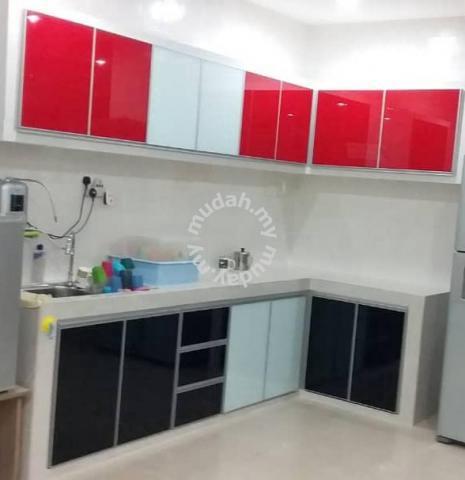Aluminium Kitchen Cabinet 11 Furniture Decoration For Sale In