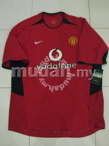 52b7729094f8 Manchester United Home Shirt 02-04 Player Issue XL - Clothes for sale in  Seri Kembangan