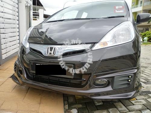 Honda Jazz Hybrid 2012 Mugen Rs Bodykit Pu Car Accessories