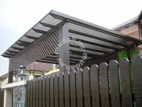 Awning, Wooden Pergola, Gate & Grill - Furniture & Decoration for sale in  Cheras, Kuala Lumpur