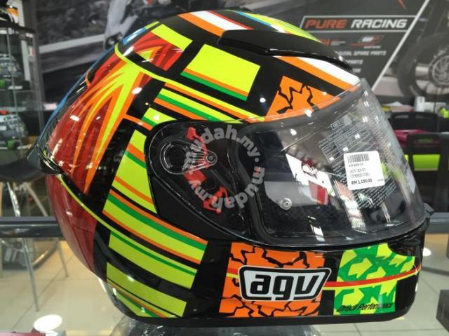 Agv K3 Sv Elements K3 Sv Motorcycle Accessories Parts For Sale In Shah Alam Selangor Mudah My