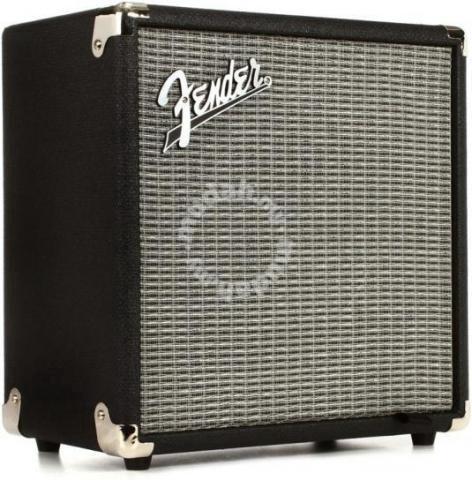 Fender Rumble 15 V3 1x8 Bass Combo Guitar Amp - 15 - Music
