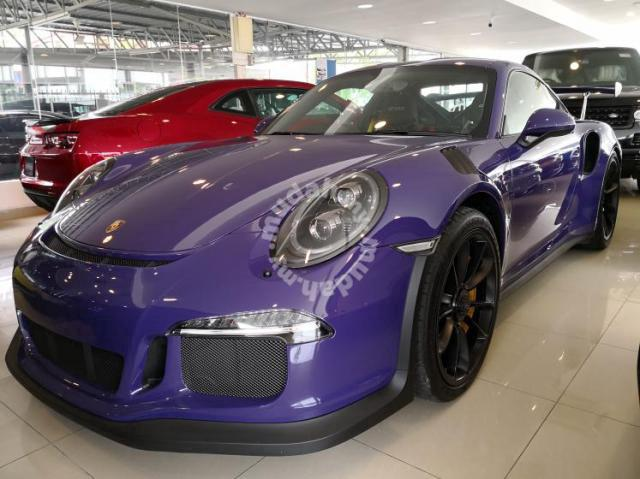 Sale 2016 Porsche 911 4 0 Gt3 Rs Unregistered Cars For Sale In Damansara Heights Kuala Lumpur