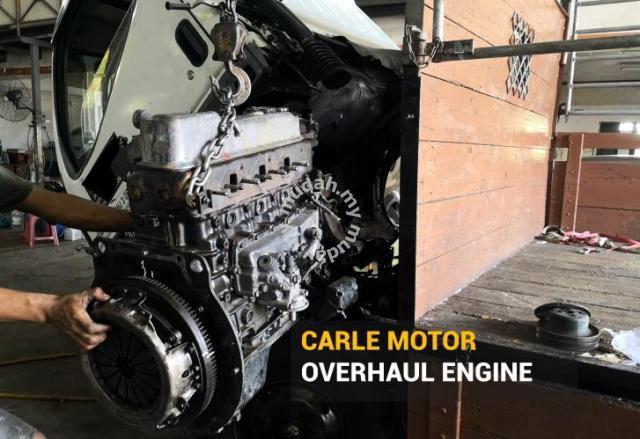 Overhaul enjin lori canter/fuso /hino/hicom/inokom - Other Accessories &  Parts for sale in Cheras, Selangor