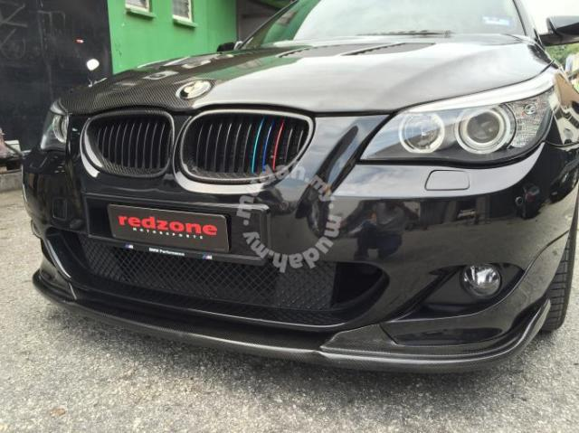 Bmw E60 Msport Carbon Front Lip Hamann E60 Bodykit Car Accessories Parts For Sale In Bandar Sunway Selangor