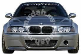 Bmw E46 Csl M3 Bodykit Body Kit Bumper Skirt Lip Car Accessories Parts For Sale In Setapak Kuala Lumpur