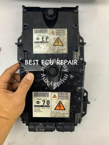 Nissan Navara ECU Repair