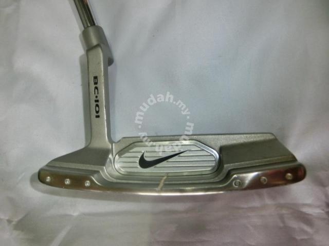 surco innovación paño  Nike bc-101 golf putter owned by US PGA Pro - Sports & Outdoors for sale in  Bangsar, Kuala Lumpur - Mudah.my