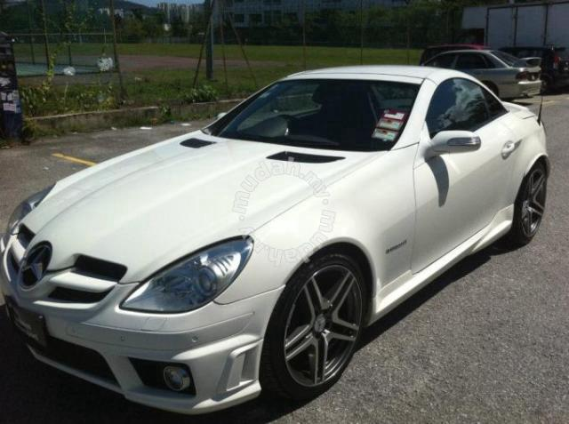 Mercedes Benz Slk R171 AMG Style Conversion Set   Car Accessories U0026 Parts  For Sale In Setapak, Kuala Lumpur