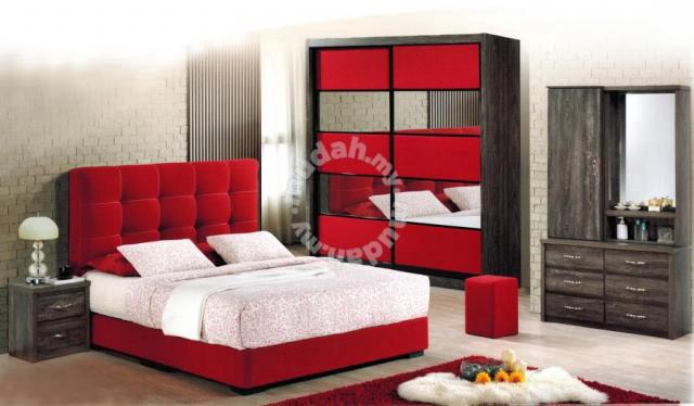 Chinese New Year OFFER (Bedroom Set) - Furniture & Decoration for ...