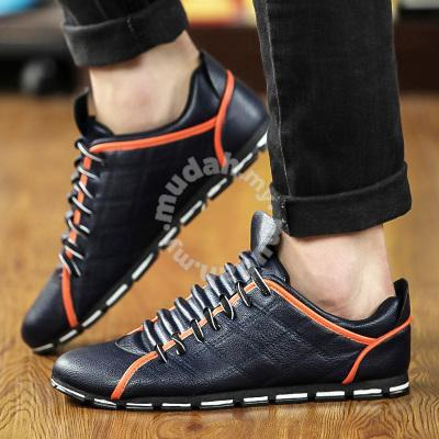 aab8f45d49f8 J0243 Classic Stylish Blue Sneakers Casual Shoes - Shoes for sale in ...