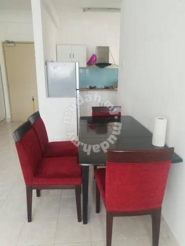 Vista Seri Alam Low Depo 3beds Almost Fully Near Tesco Masai Apartments For Rent In Masai Johor Mudah My