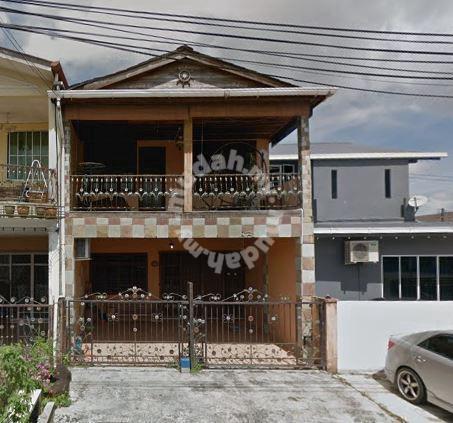 2 Storey Terrace House in Jalan Matang, Kuching, Sarawak