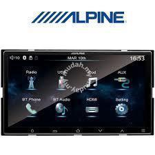 Alpine iXE-W400E Digital Media Station 7 Glass NEW - Car Accessories & Parts for sale in Gombak, Kuala Lumpur