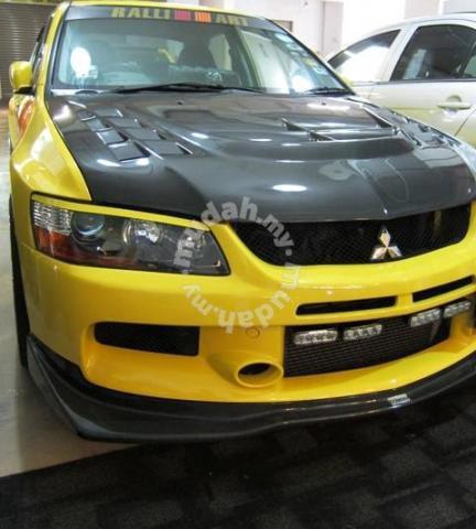Lancer Evolution 7 8 9 Evo Eye lid Eyelid - Car Accessories & Parts for  sale in Butterworth, Penang