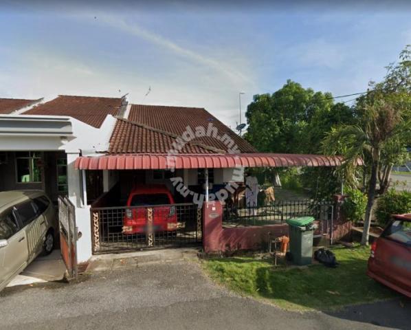 Below Mkt 28% - 1 Sty Corner Terrace, Taman Seri Bintong Maju, Kangar