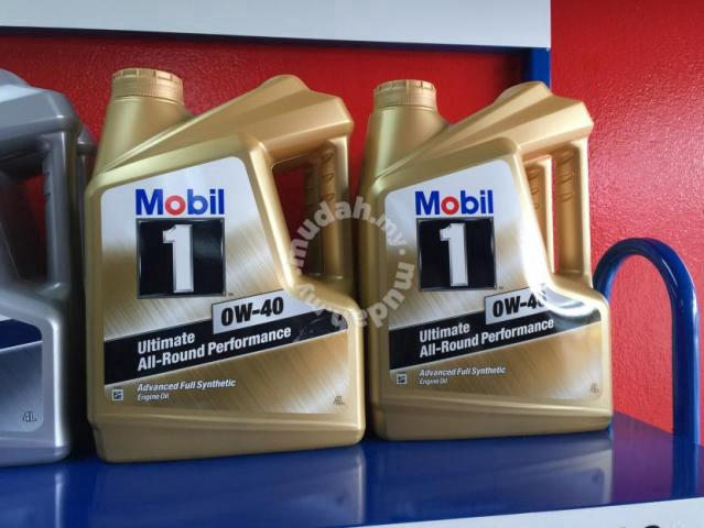 Mercedes benz bmw engine oil service MOBIL - Car Accessories & Parts for  sale in Setapak, Kuala Lumpur