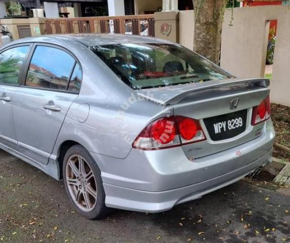 Honda CIVIC 2.0 I-VTEC (Auto) Year 2007 - Cars for sale in ...