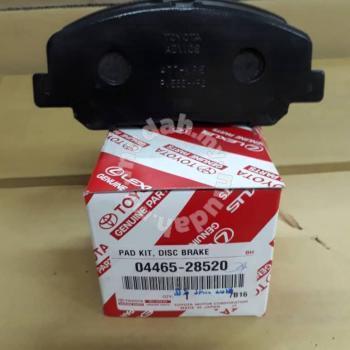 Toyota Brake Pads >> Toyota Acr50 Acr30 Vellfire Brake Pad Original Car Accessories Parts For Sale In Jalan Ipoh Kuala Lumpur