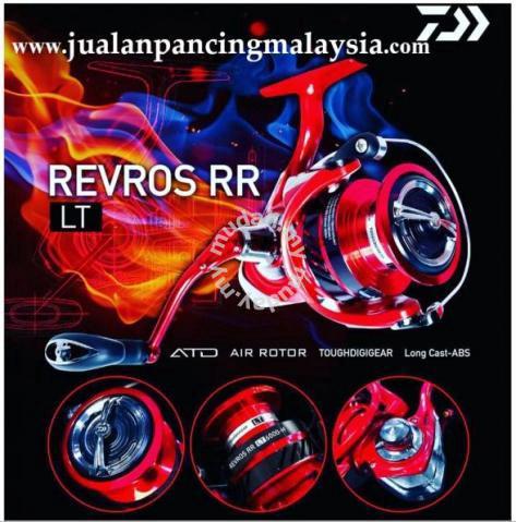 debe4ef52e2 Daiwa 2019 revros rr lt reel - Sports & Outdoors for sale in Puchong,  Selangor