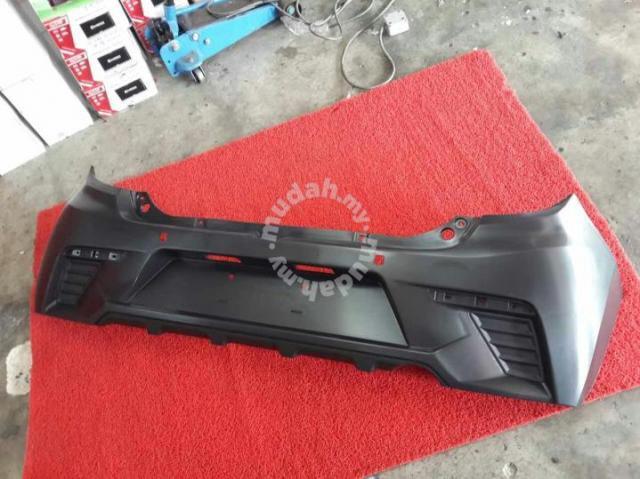 newest aea53 cee6b Axia se advance rear bumper bodykit - Car Accessories & Parts for sale in  Setapak, Kuala Lumpur