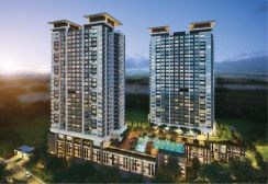 NEW PROJECT in Setapak KL with Full Condominium Facilities (300K ONLY)