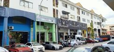 Pandan Indah Commercial next to Besraya Highway, 2nd Floor Front Unit