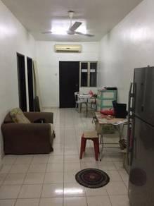 Seri Alam flat for sale