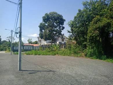 Tanah Lot Banglo Kosong Kg Limau Manis Desa Pinggiran Putra