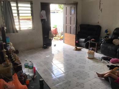 Full Loan Super Below Market Single Storey House Jenjarom Freehold