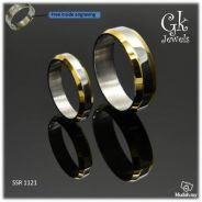 Stainless steel couple ring (per pair) SSR 1121