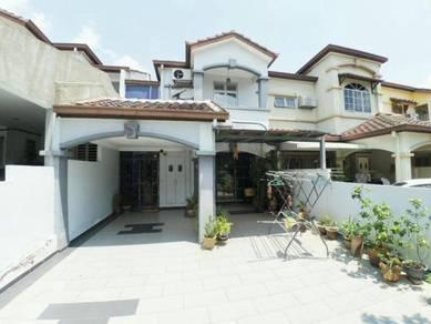 2 storey terrace usj 18 subang jaya