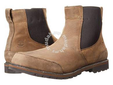 Timberland boots shoes leather Chelsea