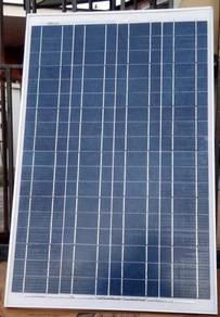 Solar Panel 100w Polycrystalline 12v 100w
