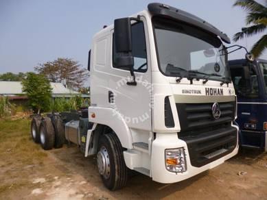 HOHAN ZZ4255 Heavy TRUCK