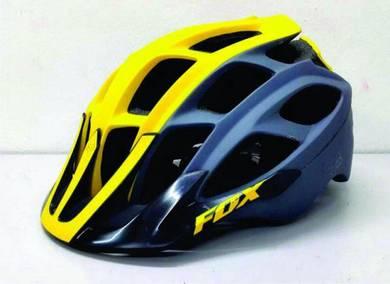 Helmet Fox Striker MTB / fox striker- Ready stok