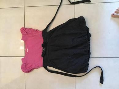 Kiko brand girl's dress size 3-4y