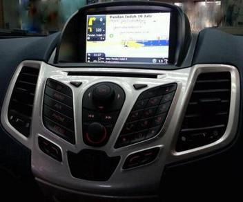 MXLL ford fiesta oem gps bluetood hd usb player HD